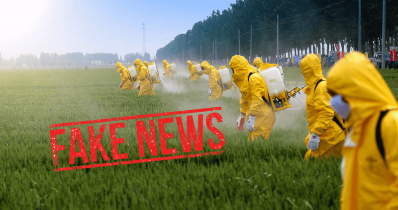 pesticide fake news minified