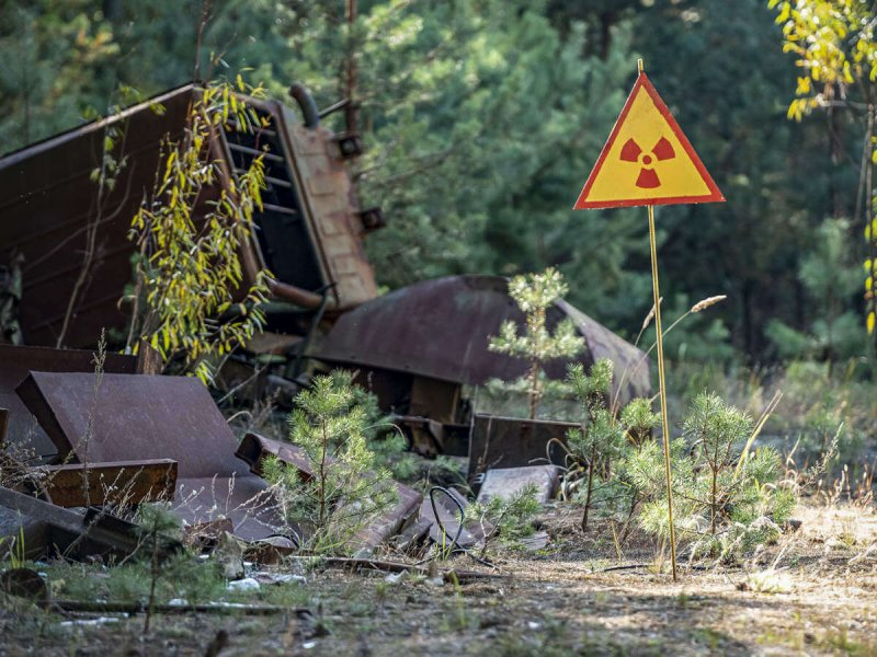 radiation hazard radioactive waste nuclear disaster gettyimages