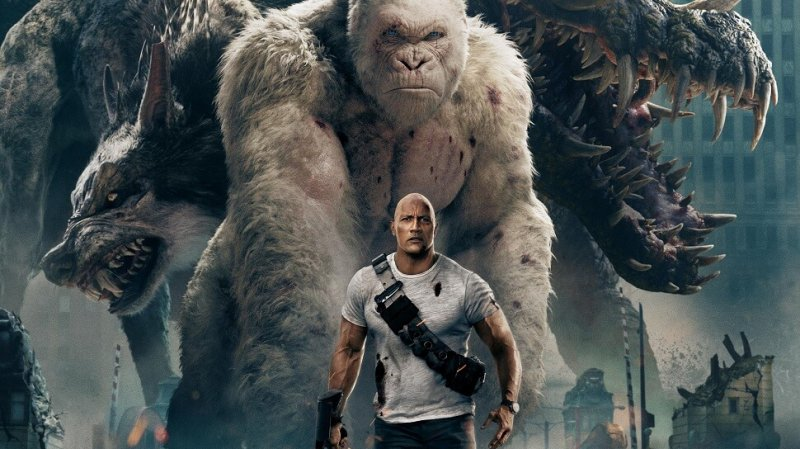 Viewpoint Rampage Movie Offers Twisted Take On Crispr Gene