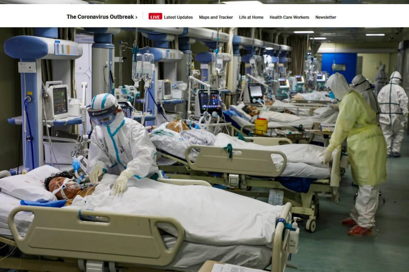 screenshot china's doctors fighting the coronavirus beg for masks