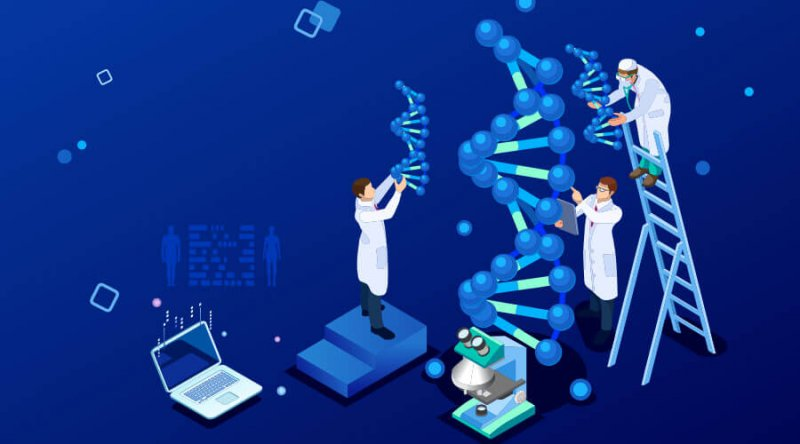 the gene therapy market is going to produce a microsoft
