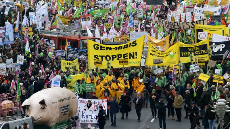 ttip gmo demonstration berlin si