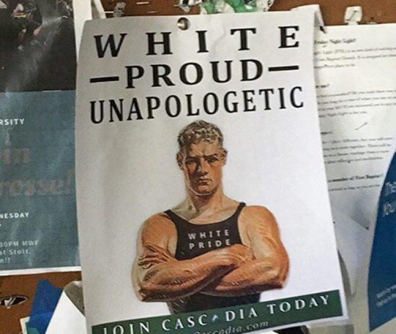 white nationalist flyer e